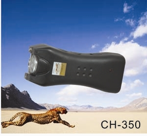 350,000 mini cheetah stungun flashlight