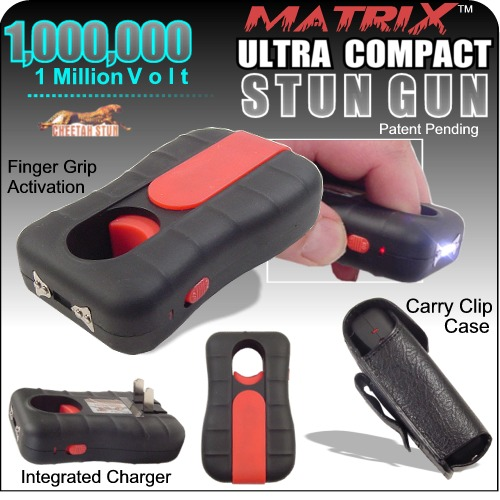 1 million volts Cheetah Mini Stun gun