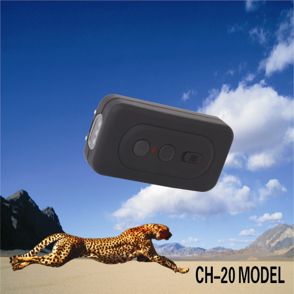 cheetah 1,000,000 Volts micro flash light stun gun